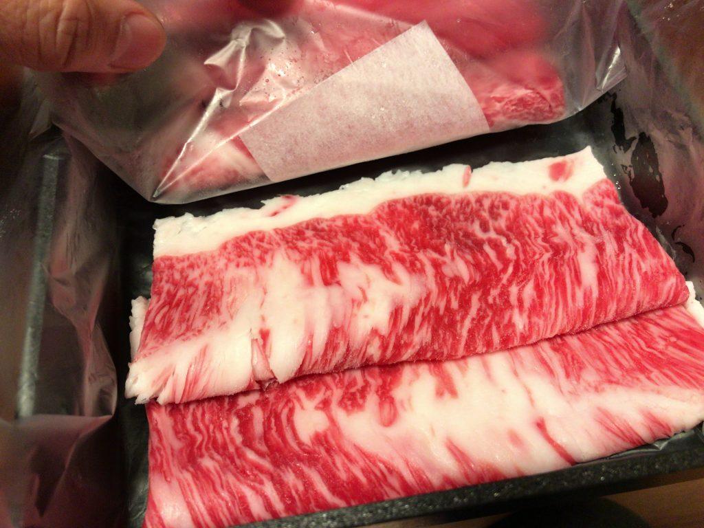 神戸牛 バラ肉