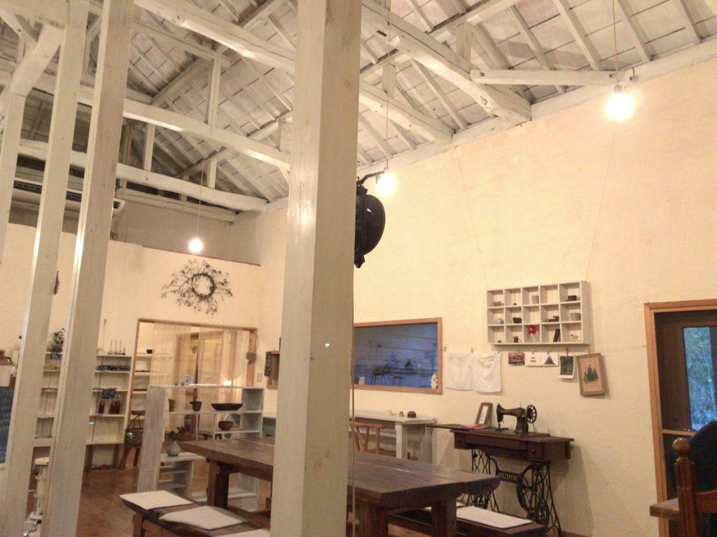 カフェのっぽ141  店内