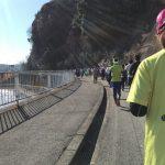 高滝湖マラソン